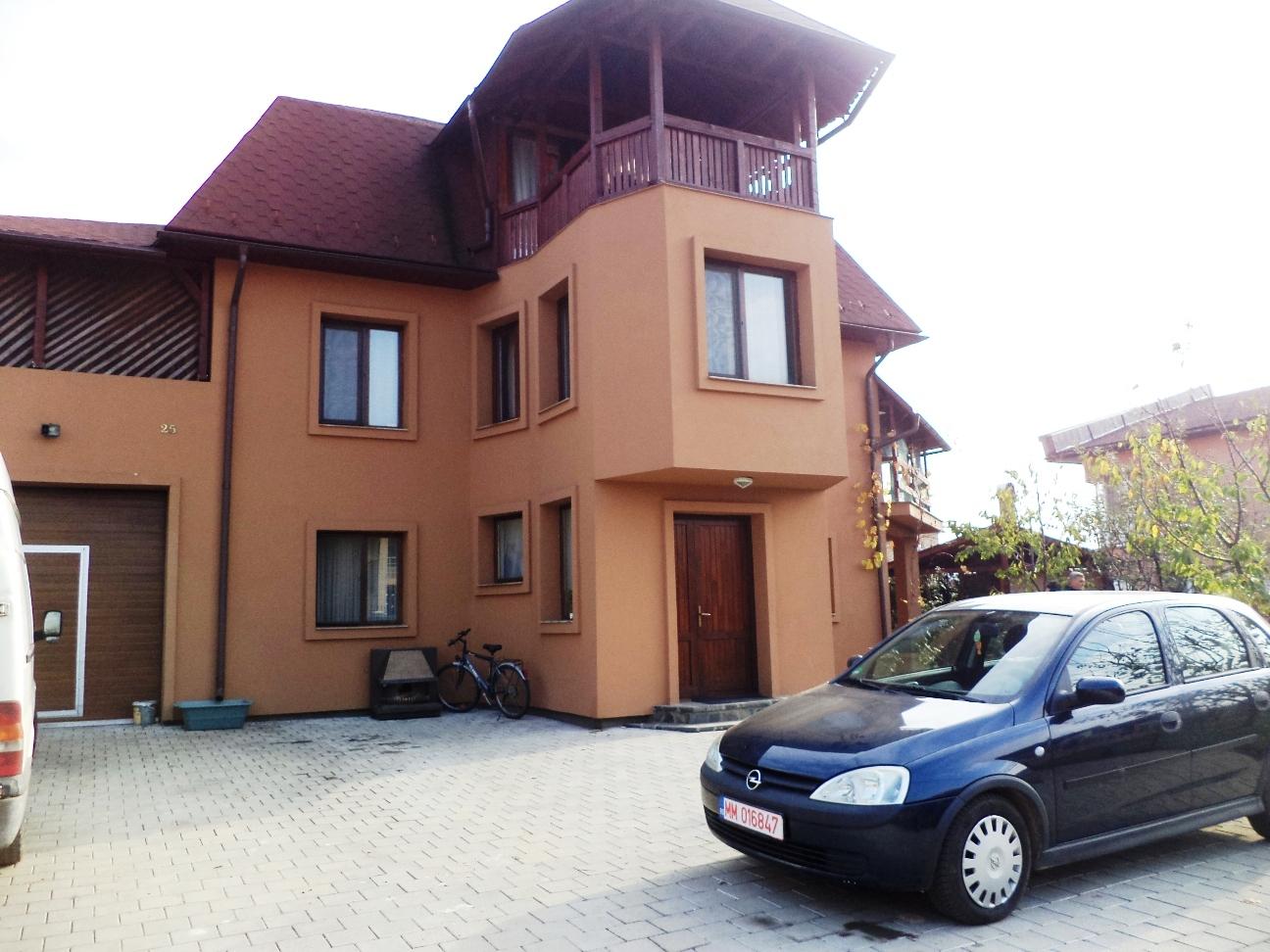 De vanzare Casa noua in Livada Baia Mare – zona foarte buna !