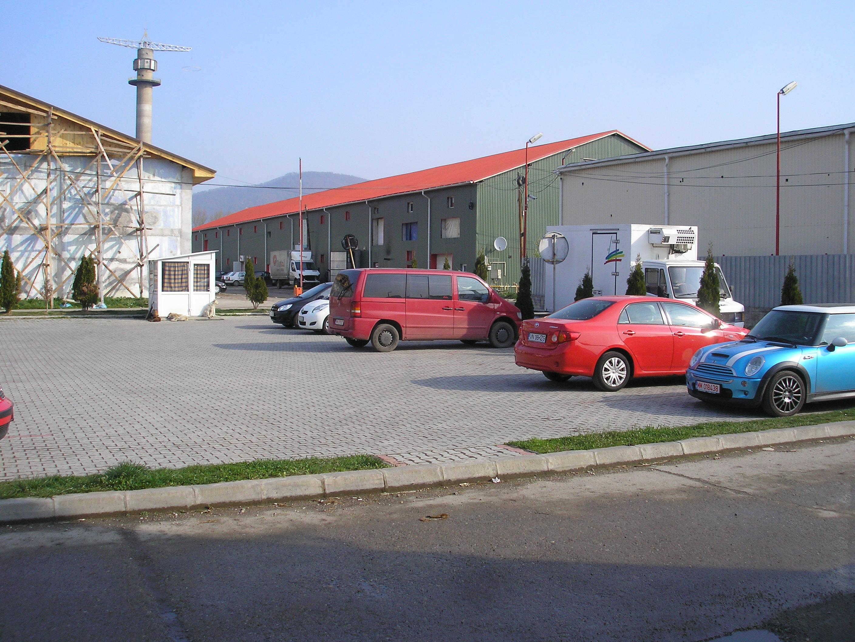 De inchiriat in zona industrială vest Hala industriala pentru productie sau depozitare !