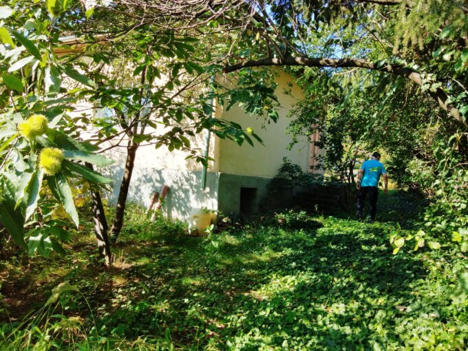 De vânzare casa cu 8,5 ari teren, situata pe str. Grivitei aproape de Piata Minelor !