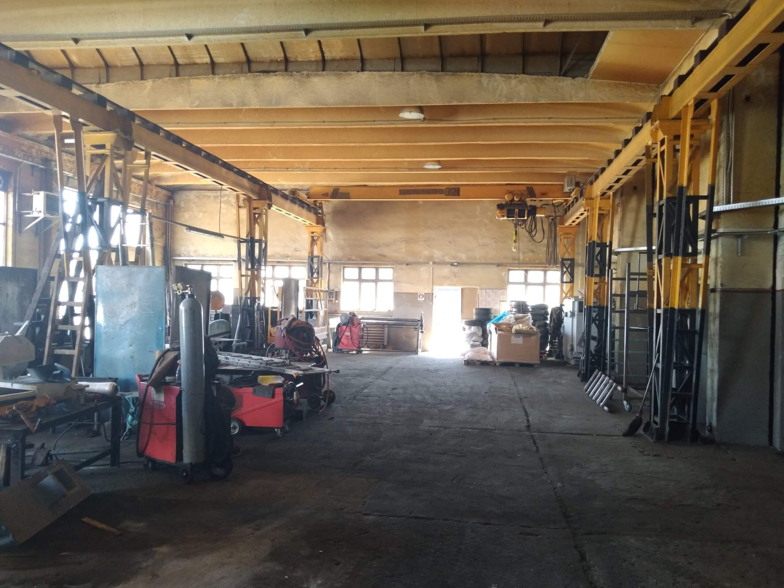 De închiriat in zona industrială vest, Hala industriala pentru producție sau depozitare !